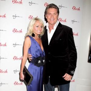 David Hasselhoff's Girlfriend Laughed At Proposal