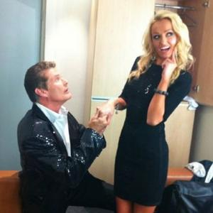 David Hasselhoff's Marriage Proposals Turned Down