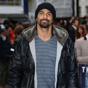 David Haye Wants Bad Guy Movie Role