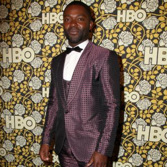 David Oyelowo's kids don't approve of kissing scenes