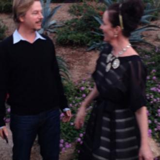 David Spade 'Can't Believe' Sister-in-law Kate Spade Is Dead
