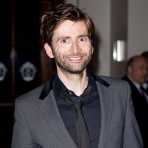 David Tennant Becomes A Father