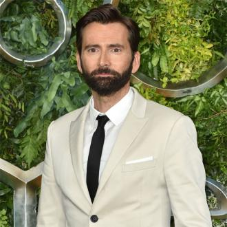 David Tennant is super 'nervous' about launching Good Omens