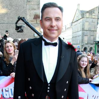David Walliams is reduced to tears writing his books