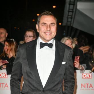 David Walliams was 'starstruck' by Jennifer Aniston