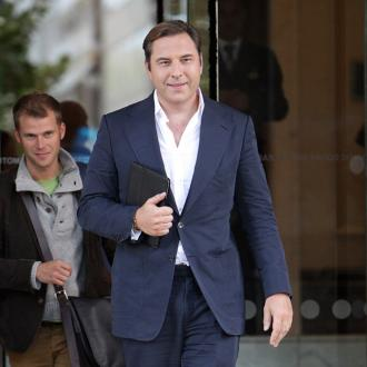 David Walliams Hopes Baby Doesn't Look Like Cowell