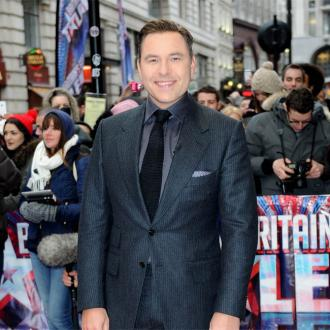 David Walliams Confirms Simon Cowell Baby News