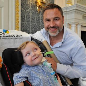 David Walliams appointed Ambassador of The Children's Trust