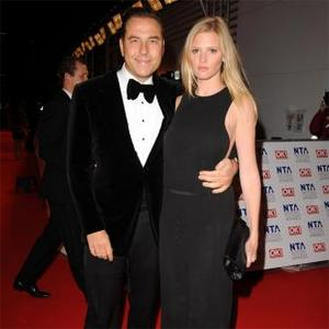 Lara Stone: David Walliams 'Stalked Me'
