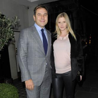 David Walliams Still Loves Lara Stone