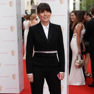 Davina McCall feels inspired by Dwayne Johnson