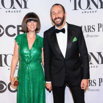 Chris O'Dowd caught his baby son during his birth
