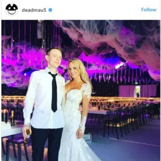 Deadmau5 gets married