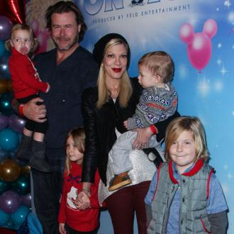 Tori Spelling's Husband Checks Into Rehab