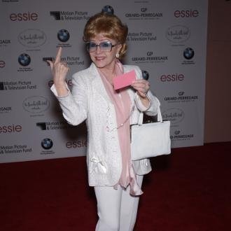 Debbie Reynolds Hospitalised