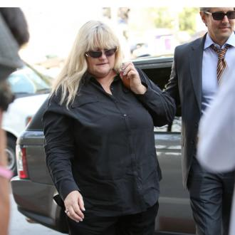 Debbie Rowe is engaged