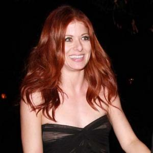 Debra Messing Dating Will Chase?