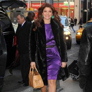 Debra Messing Wants Amicable Divorce