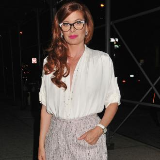 Debra Messing 'allergic to wool, cats, cashmere and flowers'