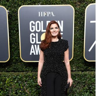 Debra Messing tricked Madonna
