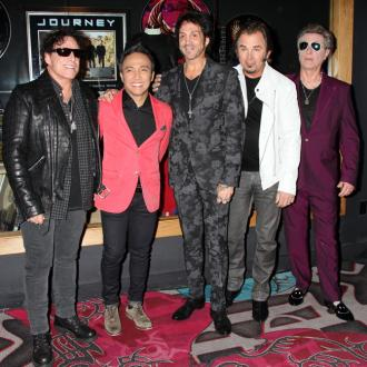 Journey drummer pleads guilty to domestic violence