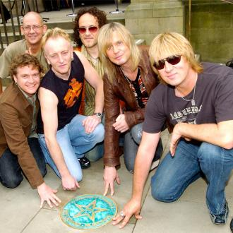 Def Leppard star says it's important to 'roll the dice'