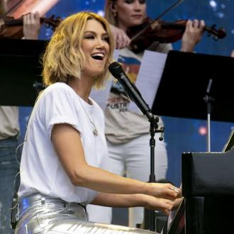Delta Goodrem drops uplifting single Solid Gold