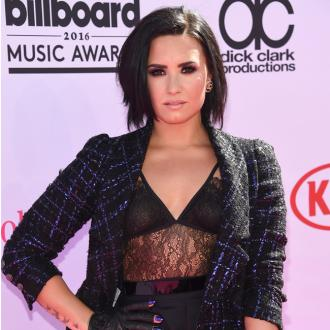 Demi Lovato writes personal song