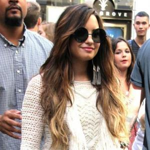 Demi Lovato Tweets God