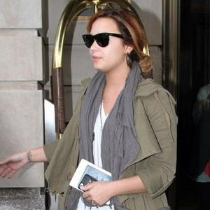 Demi Lovato Hits Out At Cyberbullies
