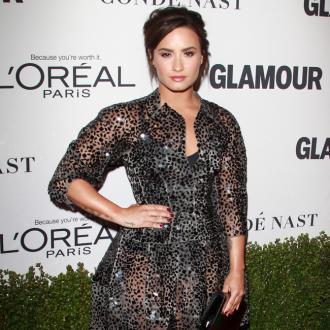 Demi Lovato 'never thought' she'd be happy with her image