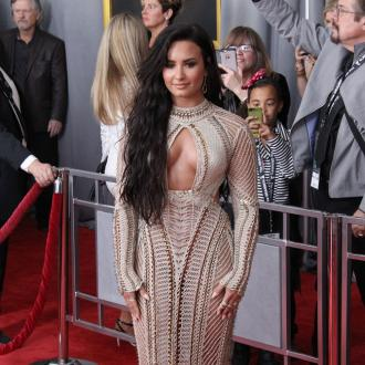 Demi Lovato decided to create an athleisure line after the Met Gala