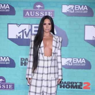 Demi Lovato 'Serious' About Rehab