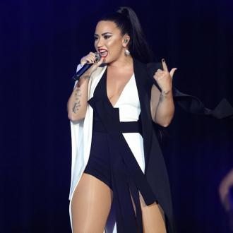 Demi Lovato skipped the MTV VMAs in favour of working on a secret project