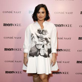 Demi Lovato appears to cryptically tease new music
