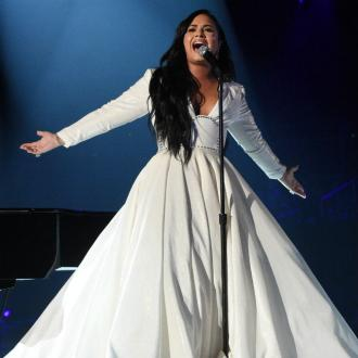 Demi Lovato reduced to tears during Grammy performance