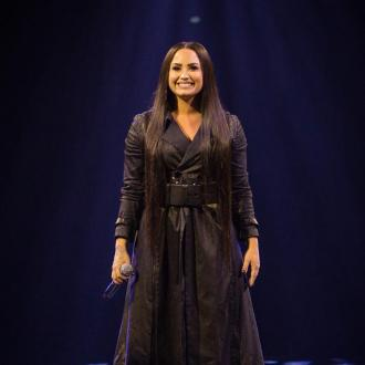 Demi Lovato 'grateful for every day' after overdose