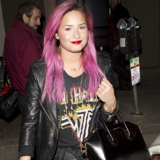 Demi Lovato: Stop Glamourising Drugs