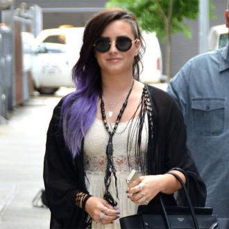 Demi Lovato Is Inspired By Pinterest