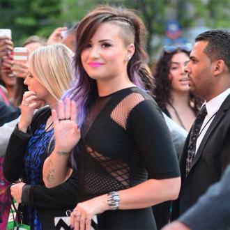 Demi Lovato Got Confidence From Kim Kardashian