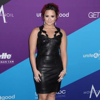 Demi Lovato's Latina Culture Made Her Feel Beautiful