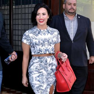 Demi Lovato Not 'Afraid' Of Speaking Out