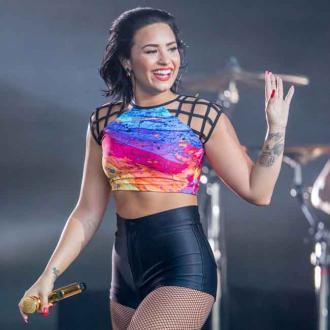 'Emotional' Demi Lovato