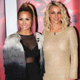 Demi Lovato Misses Britney Spears On X Factor