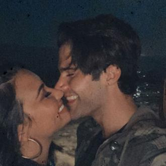 Newly engaged Demi Lovato thanks everyone for 'supporting her happiness'
