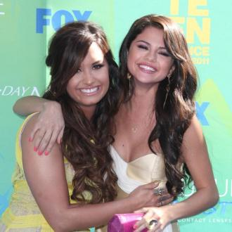 Demi Lovato Shares Support For Selena Gomez