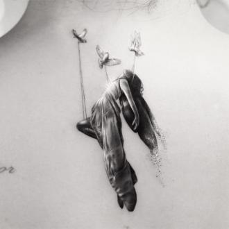 Demi Lovato's back tattoo 'symbolises her spiritual awakening'