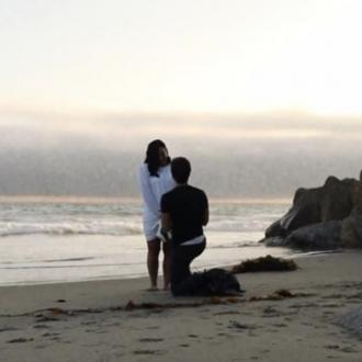 On cloud nine!: Demi Lovato still can't believe she's engaged