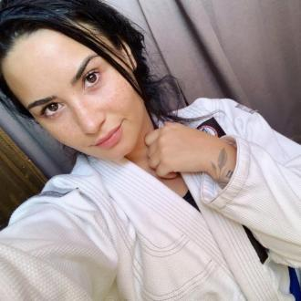 Demi Lovato returns to martial arts following rehab stay
