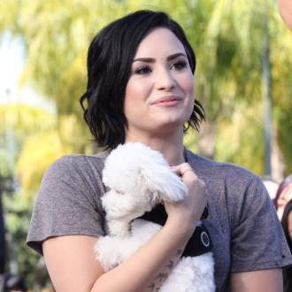 Demi Lovato's Dog Killed By Coyote